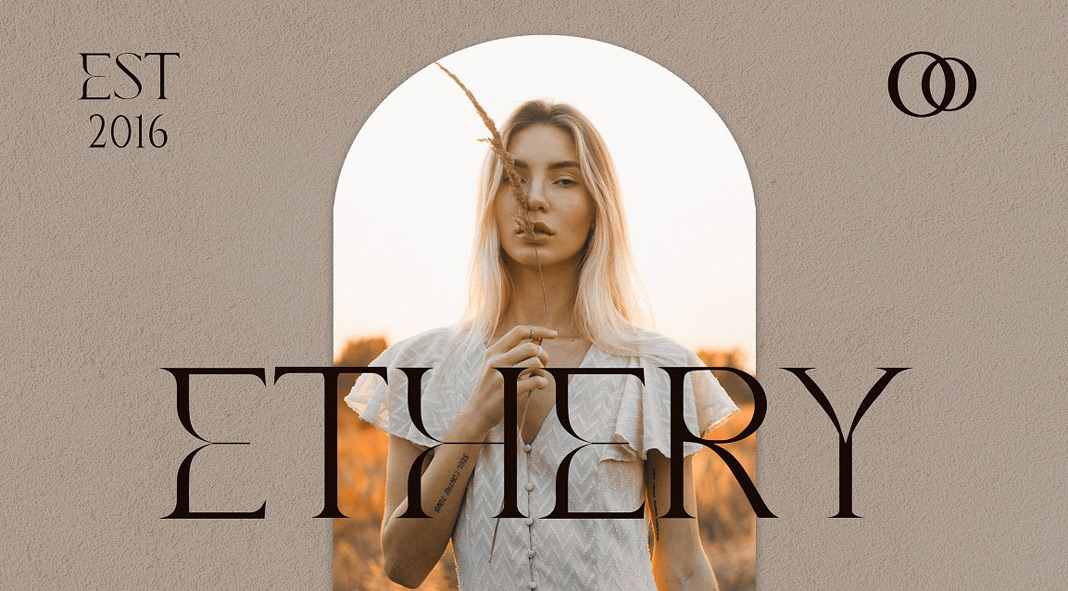 Ethery Font by LABFcreations