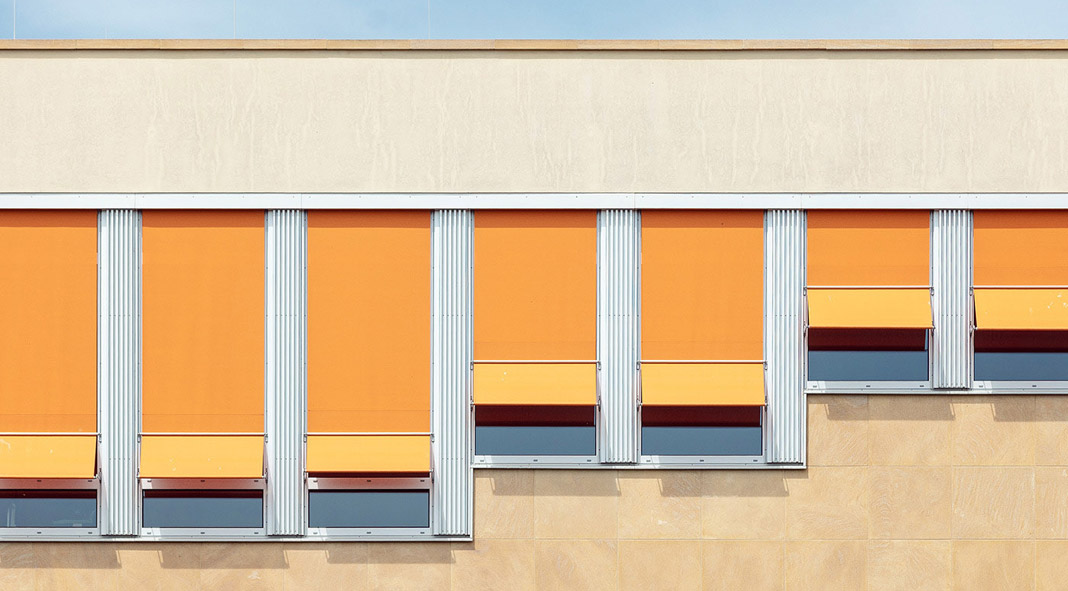 From the Middle III - architectural photography by Sebastian Weiss