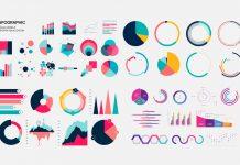 Infographics and presentation templates.