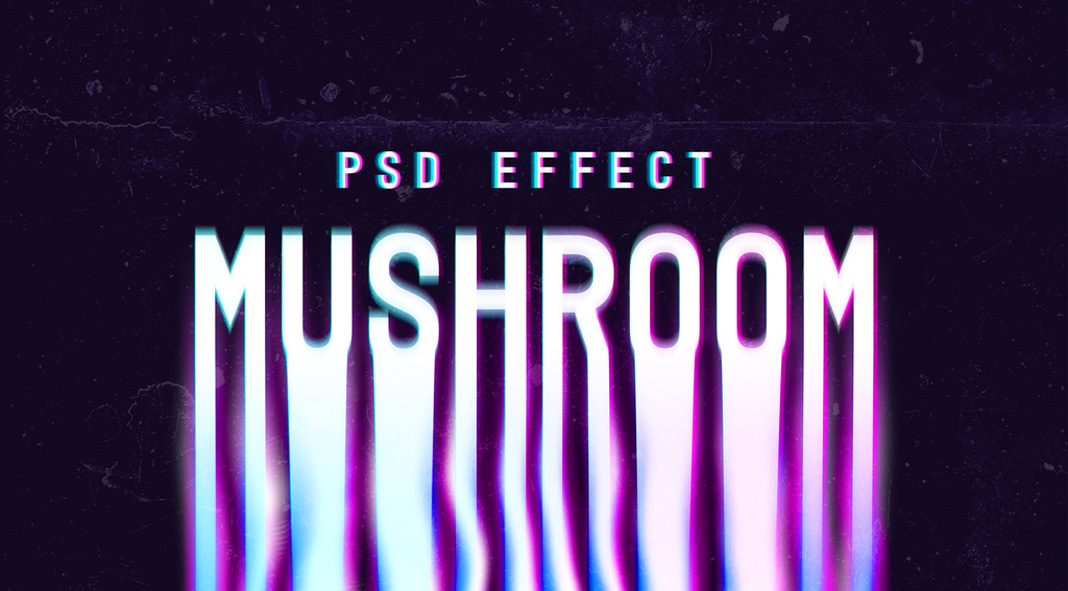 Liquid Text Effects for Adobe Photoshop