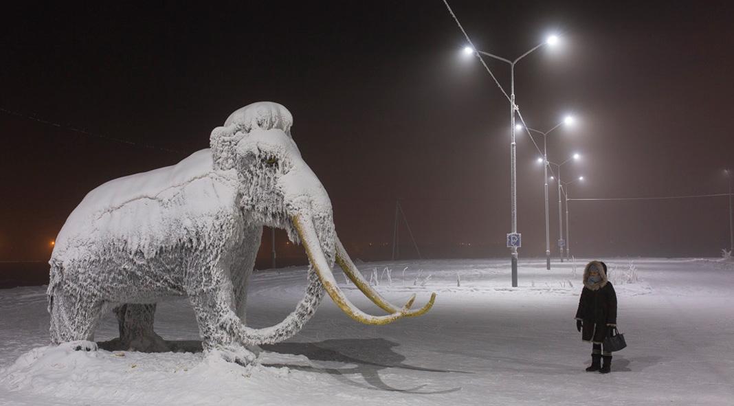 My Dear Yakutia - documentary photography by Alexey Vasilyev.