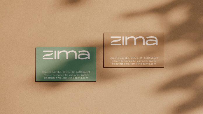 Zima branding by Alvaro Arnaiz.
