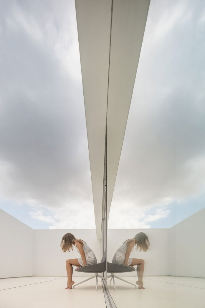 House of Silence by Fran Silvestre Arquitectos.