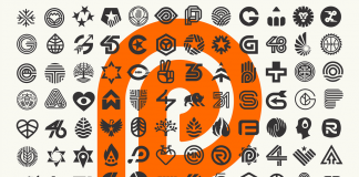 Best logo designs from 20 years by Allan Peters.