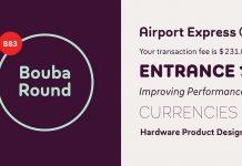 Bouba Round font family by HVD Fonts.