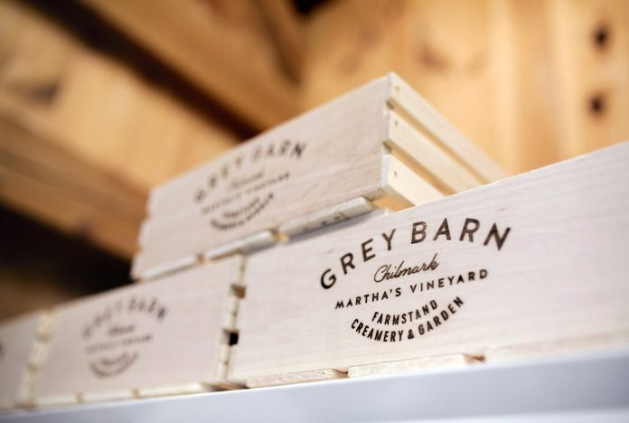 Grey Barn & Farm branding by Bluerock Design Co.