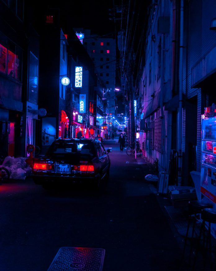 Japan Nights by Aishy