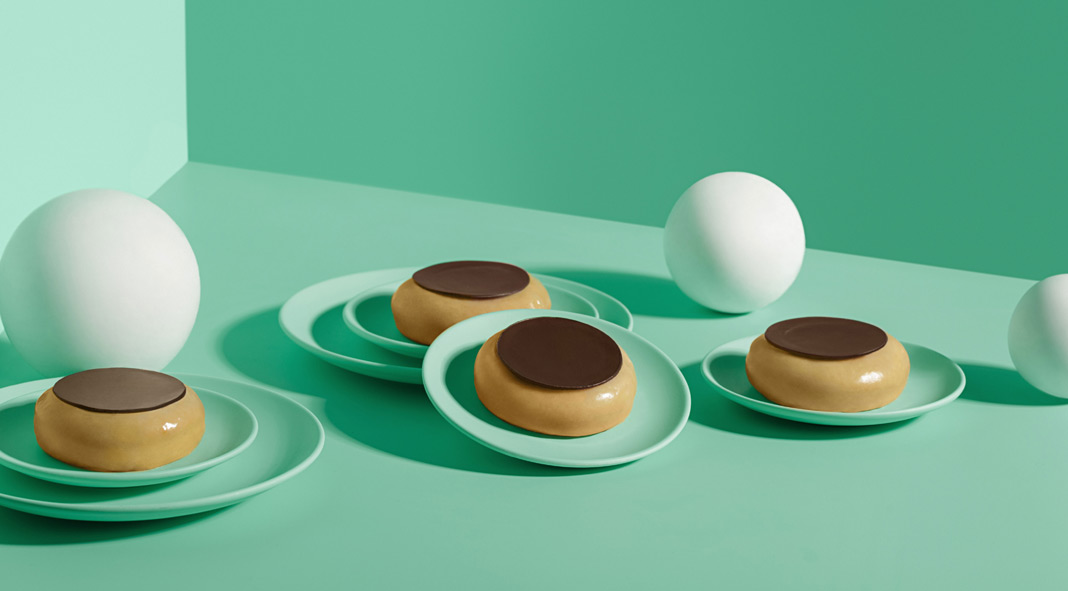 Branding by Fagerström for Fam, a new company from Kuwait that offers premium creative donuts.