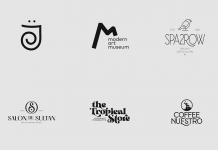 Logos and marks designed in 2020 by Mubariz Yusifzade.
