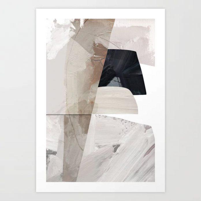 Smooth Art Print by Dan Hobday