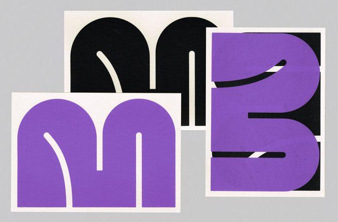 Manon de Vlieger identity design by Studio Lennarts & De Bruijn.
