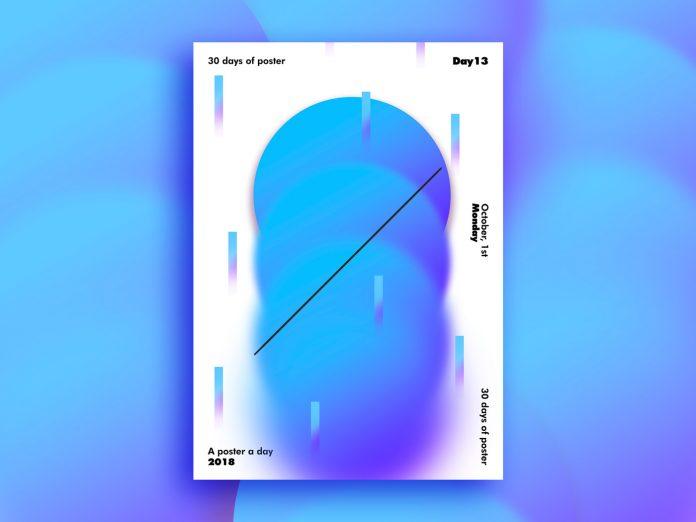 30 days poster challenge by Figen Demireva.