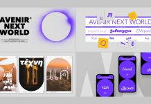 Avenir Next World font family