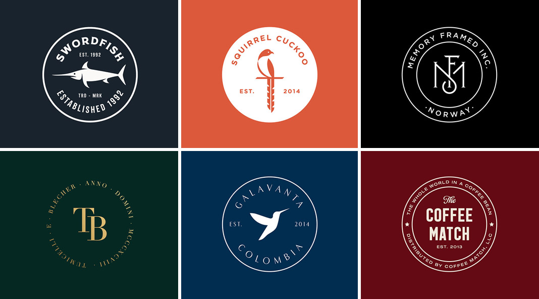Badges collection by Daniel Lasso