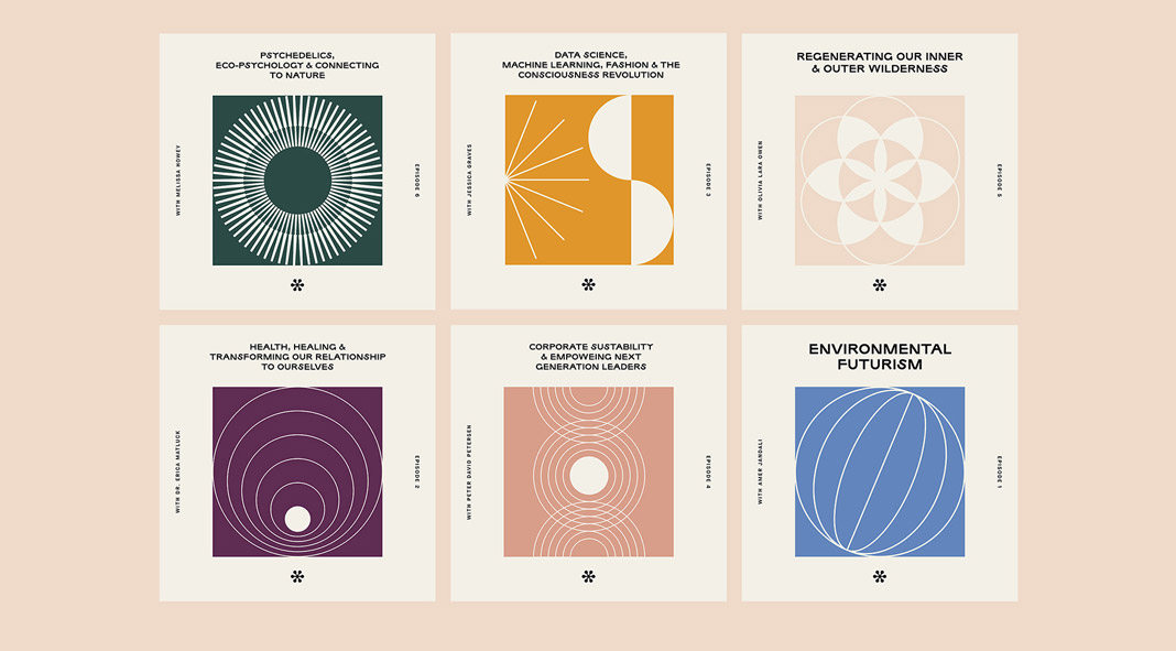 Branding for Trashtalk Studio by Mariela Mezquita