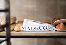 LA MADRUGADA branding by Rubio & del Amo.