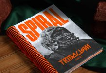 Spiral Journal by Forth + Back