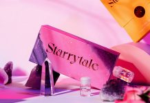 Starrytale brand and packaging by Alejandro Gavancho