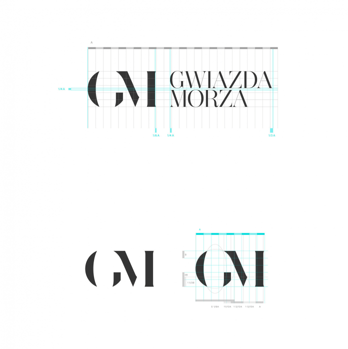 Gwiazda Morza Resort SPA & SPORT branding by 247 Studio