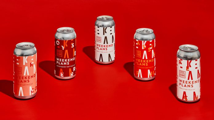 Steel & Oak Small Batch Cans by Best Studio