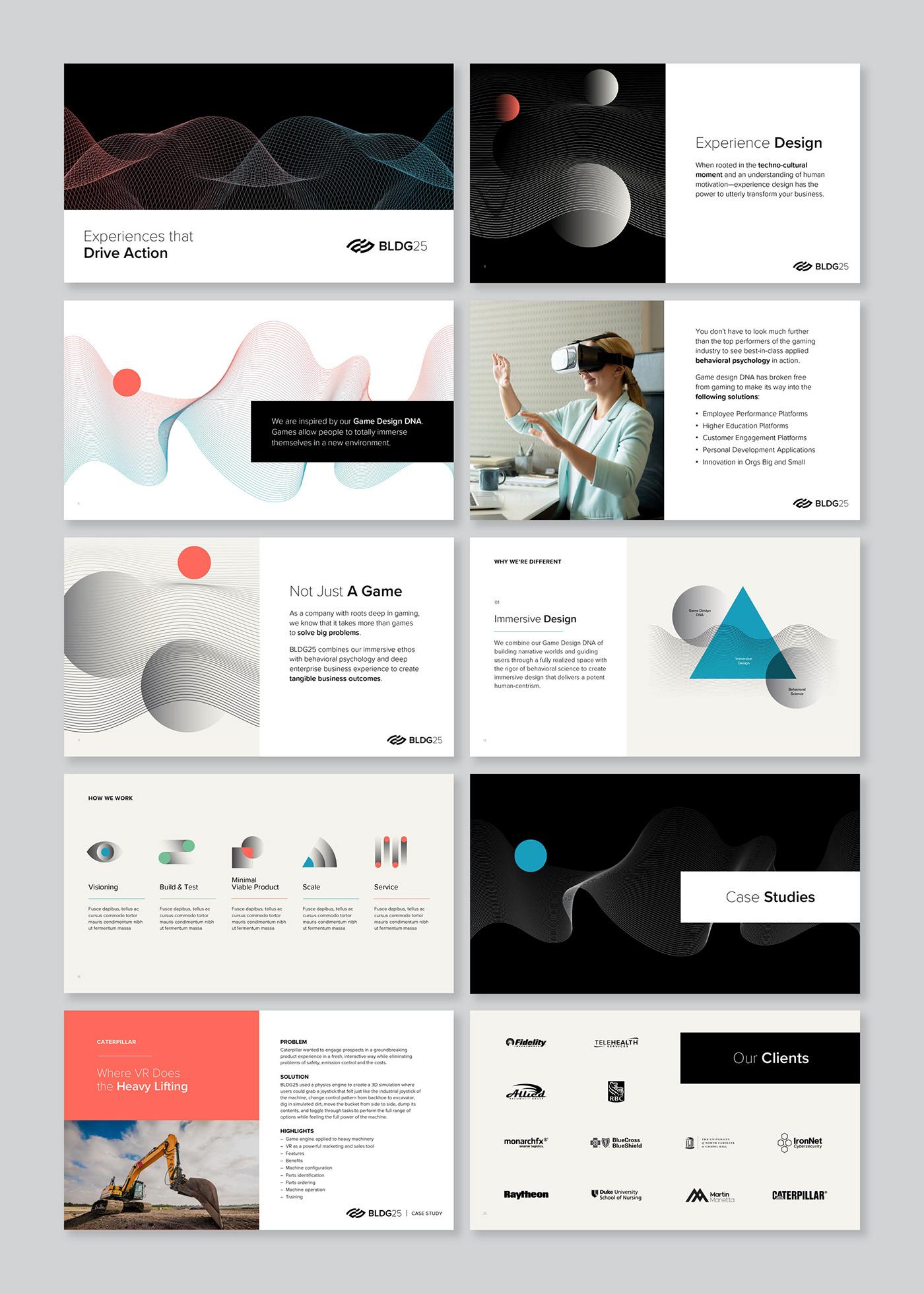 BLDG25 - graphic design and branding by TRÜF
