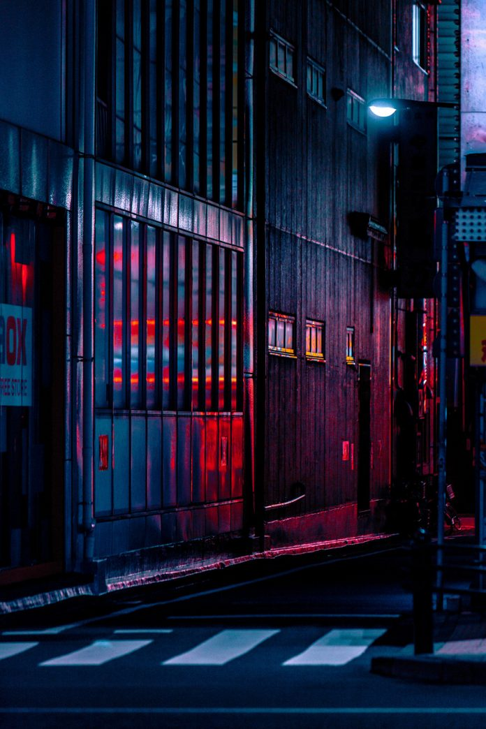 Hunt The Dark Neon—photographer Aishy captured Tokyo and Osaka at night.