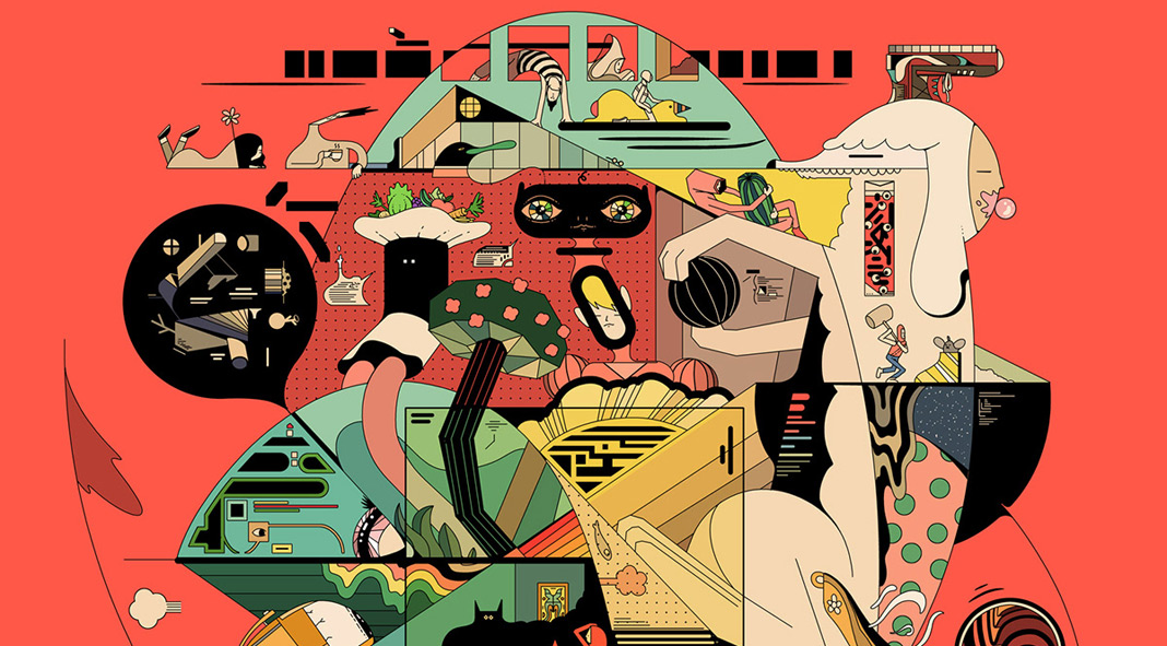 Illustrations by Ori Toor