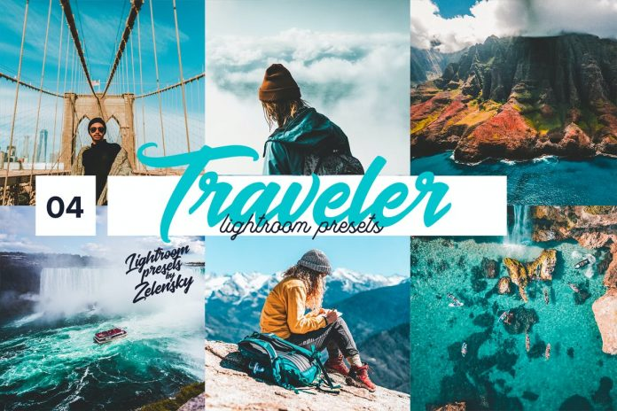 Traveller Lightroom Presets