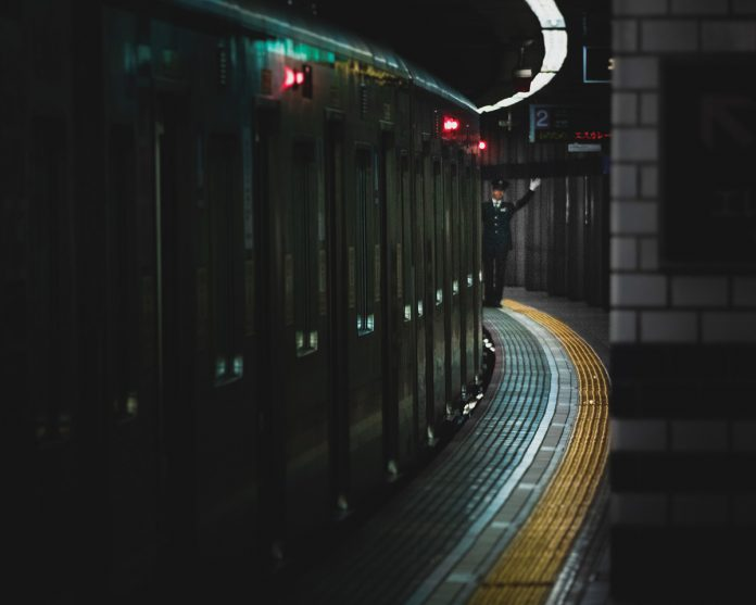 Japan Subway Photography by Omi Kim