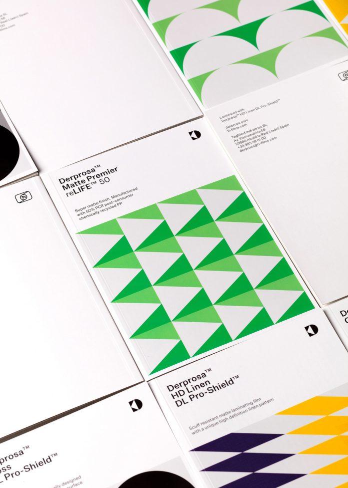 Derprosa branding by Plácida