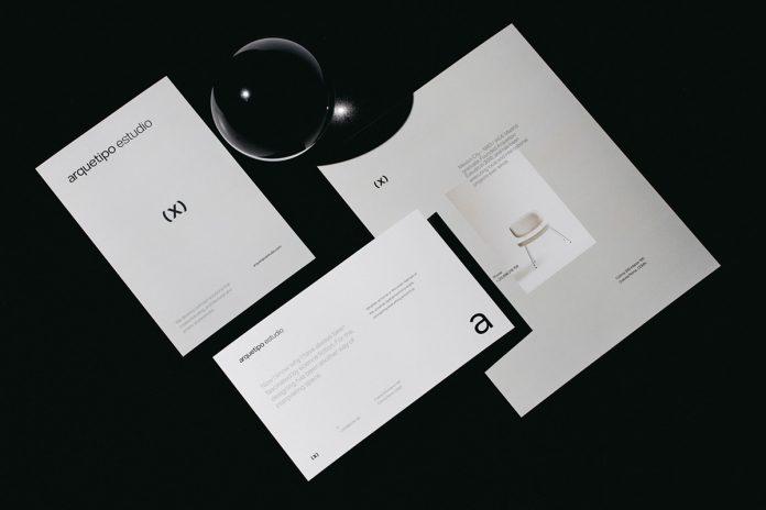 Arquetipo branding by Latente Studio.