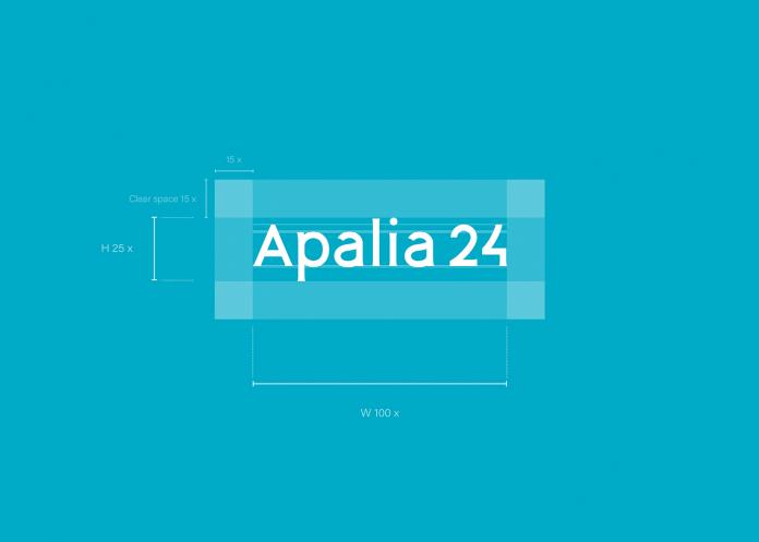 Apalia 24 Branding by Maria Grønlund