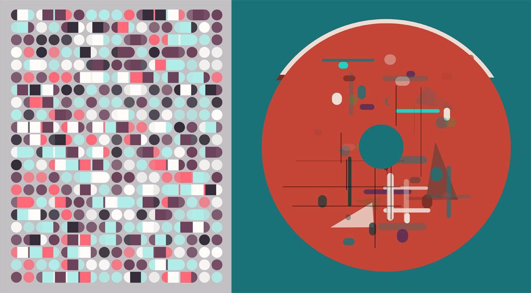 Bauhaus NFT Art