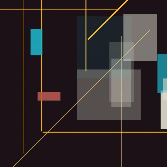 Code generated Bauhaus NFT art: AD №17