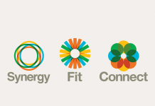 Synergy branding by Allan Peters