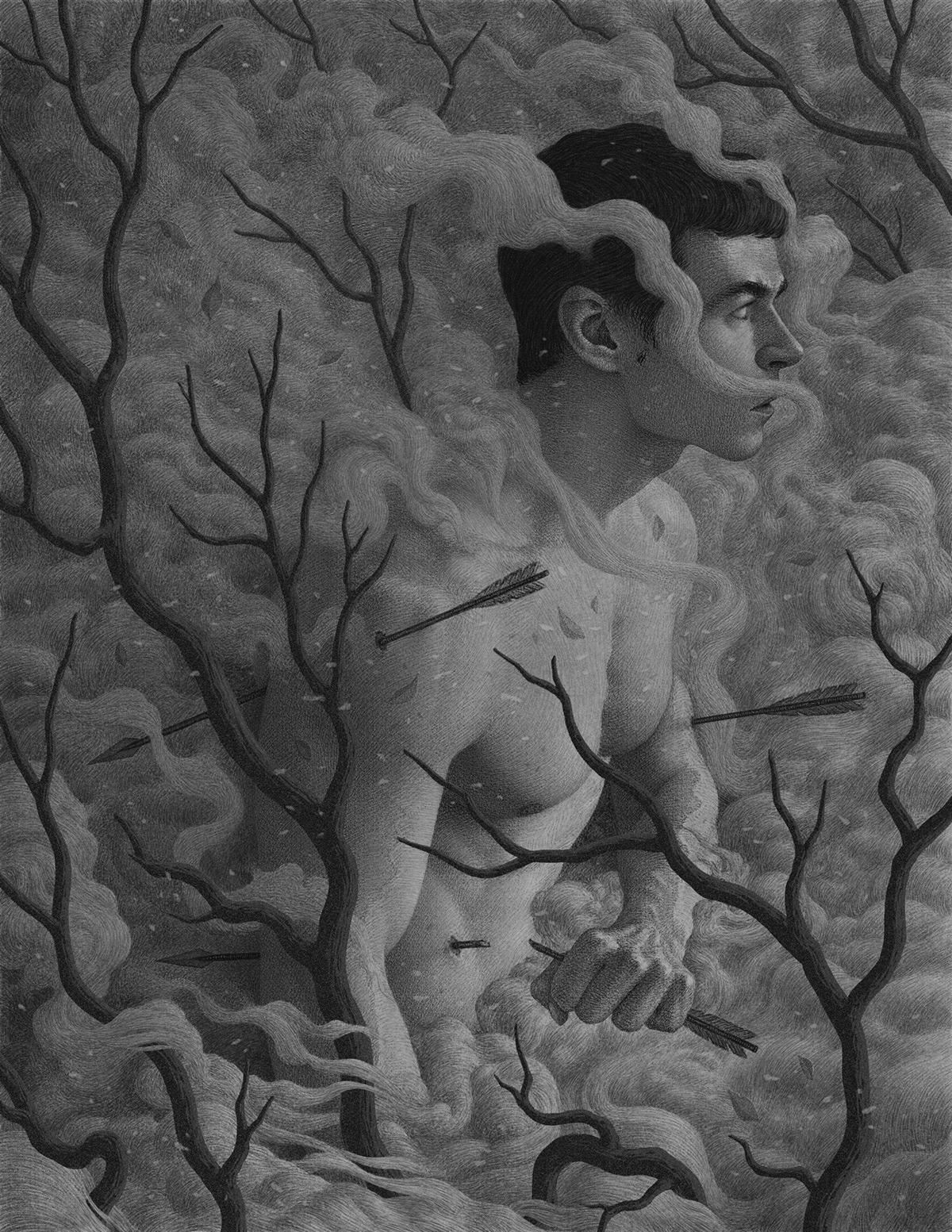 Immortality Illustration by Boris Pelcer