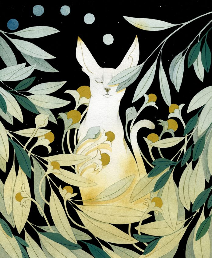 Wistful Dreams, Porcelain Memories - Illustrations by Maggie Chiang