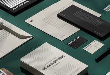 Branding by Estúdio Gole for Blackstone Media Productions