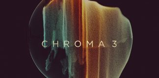 Chroma 3: 25 abstract fractal textures