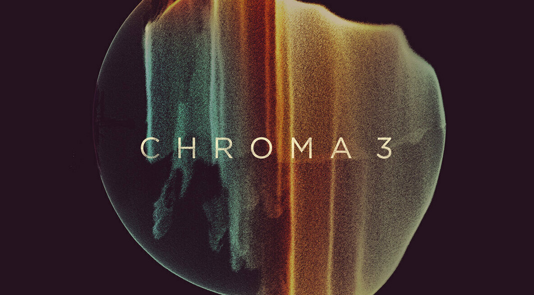 Chroma 3: 25 abstract fractal textures