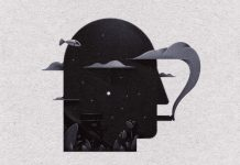 Cloudy Thoughts illustrations by Cristian Pintos