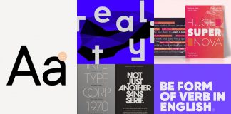 Five Best Minimal Fonts