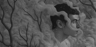 Immortality illustration by Boris Pelcer.
