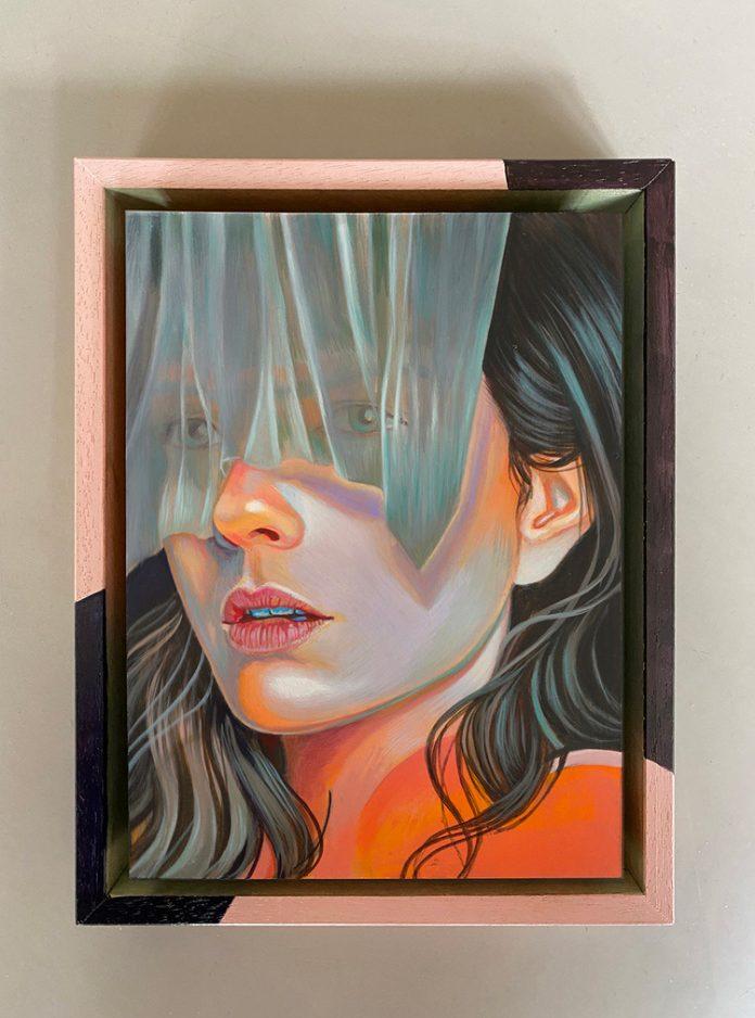 Martine Johanna, The Veil