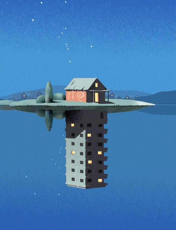 New Scientist illustrations by Stuart McReath