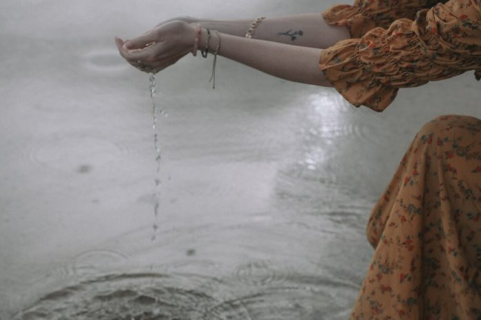 The Language of Water by Lana Eileen.