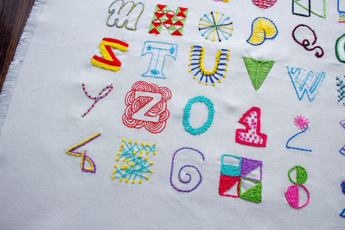 36 Days Of Type 2021 by Panna Eszenyi