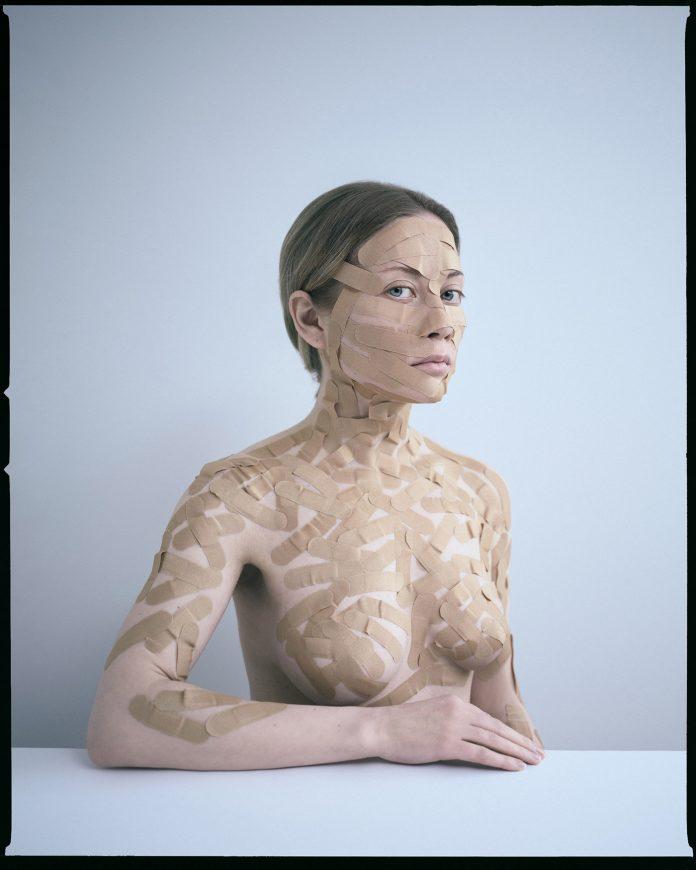 Self-Portrait by Kristina Varaksina