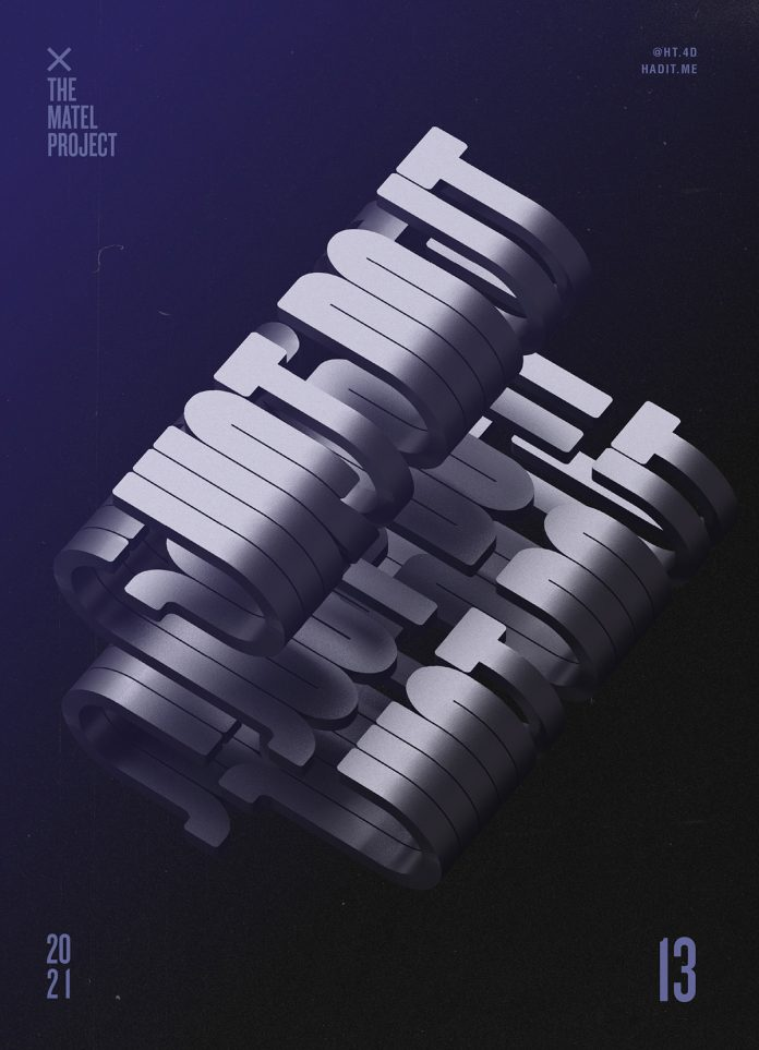 3D Poster by Hadi Tulimat