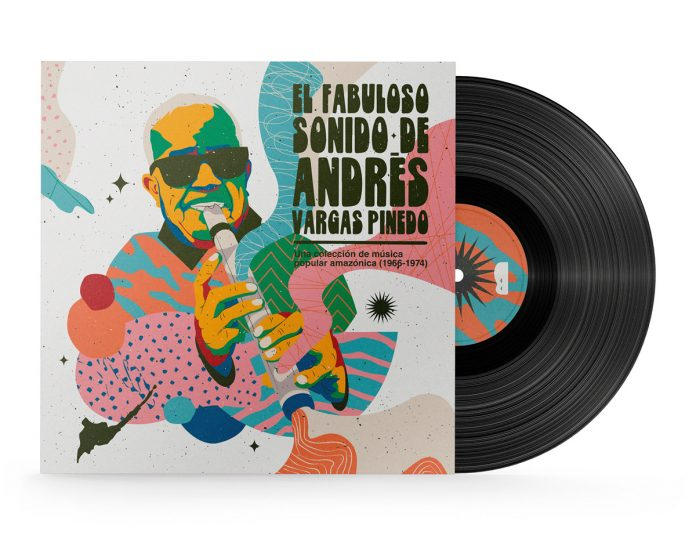 Vinyl cover designs by Posters BluMoo.